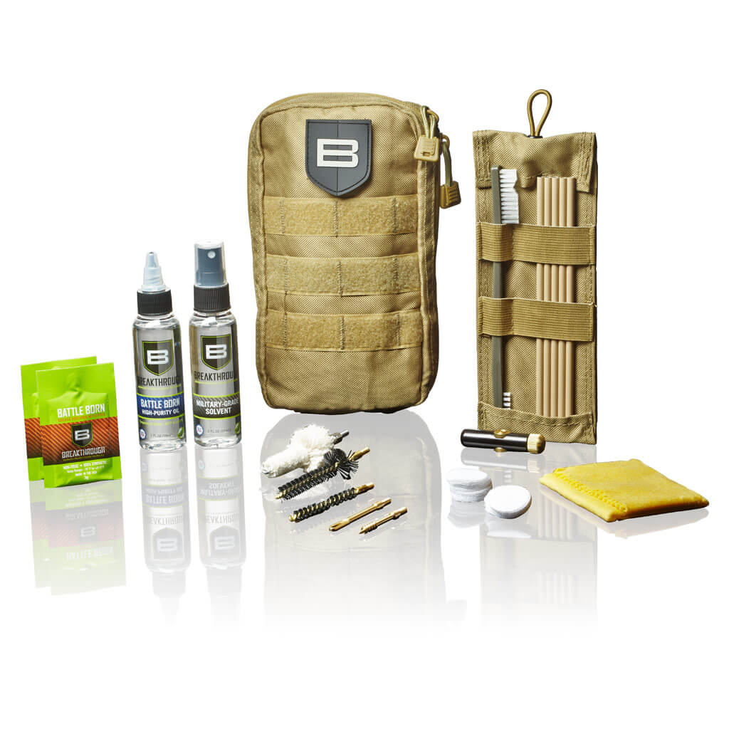 BREAKTHROUGH® CLEANING KITS