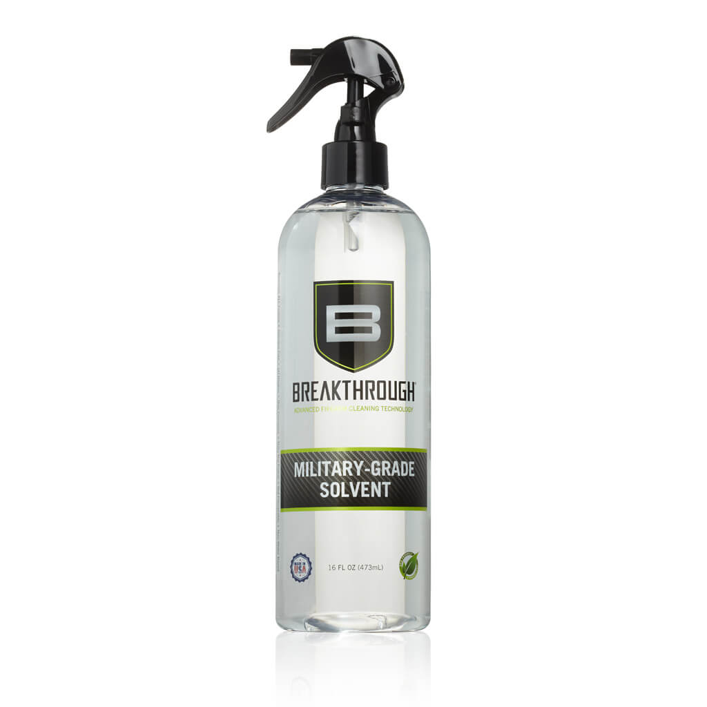 BREAKTHROUGH® SOLVENTS & CLEANERS